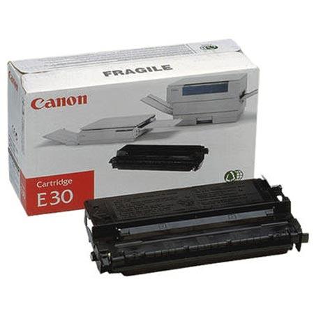 Canon E30 Black Original Laser Toner Cartridge