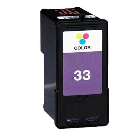 Compatible Colour Lexmark No.33 Ink Cartridge (Replaces Lexmark 18C0033E)