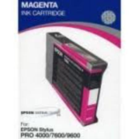 Epson T5433 (T543300) Magenta Original Ink Cartridge (110 ml)