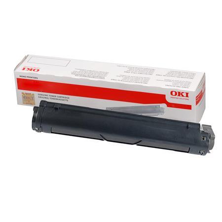 OKI 40433203 Original Black Toner Cartridge
