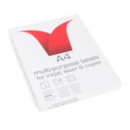 Value Multipurpose Labels 38.1x21.2mm 65 Per Sht (6500Labels)