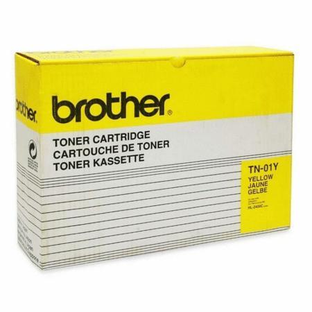 Brother TN01Y Yellow Original Toner Cartridge