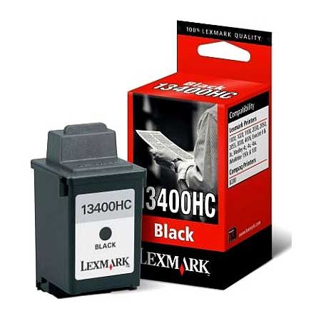 Lexmark 13400HC Black Original Ink Cartridge