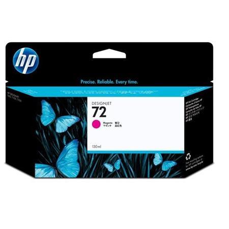 HP 72 Magenta Original High Capacity Ink Cartridge with Vivera Ink