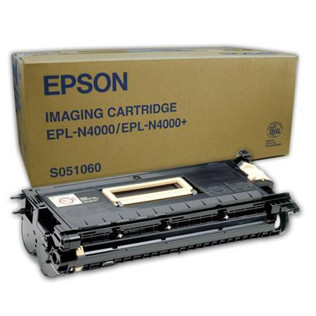 Epson S051060 Black Original Laser Toner Cartridge