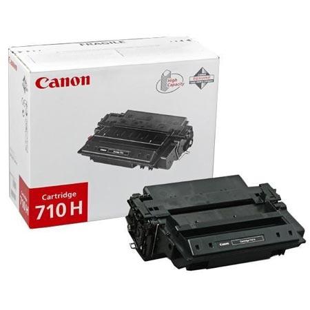 Canon 710 Black Original High Capacity Laser Toner Cartridge