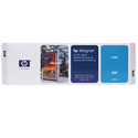 HP 93A Cyan UV Ink System - Includes Printhead  Printhead Cleaner and Ink Cartridge