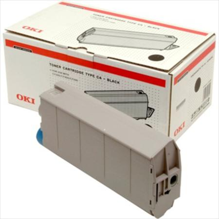 OKI 41963008 Original Black Toner Cartridge