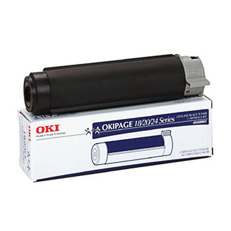 OKI 40468801 Original Black Toner Cartridge