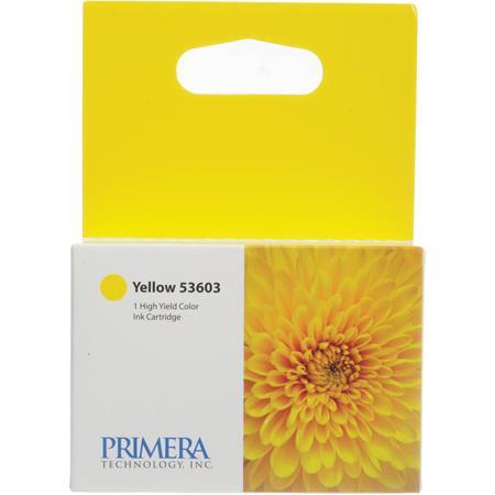 Primera 53603 Yellow Original Ink Cartridge