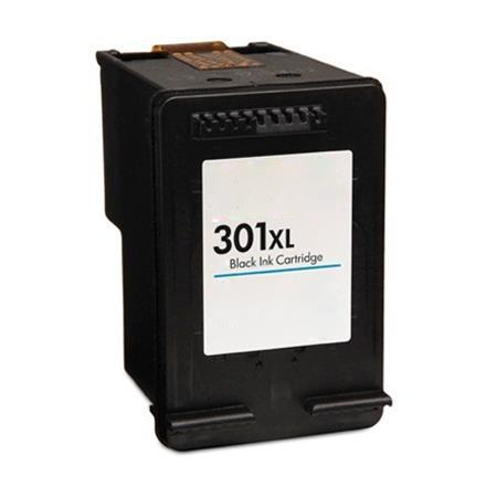 Compatible Black HP 301XL High Capacity Ink Cartridge (Replaces HP CH563EE)