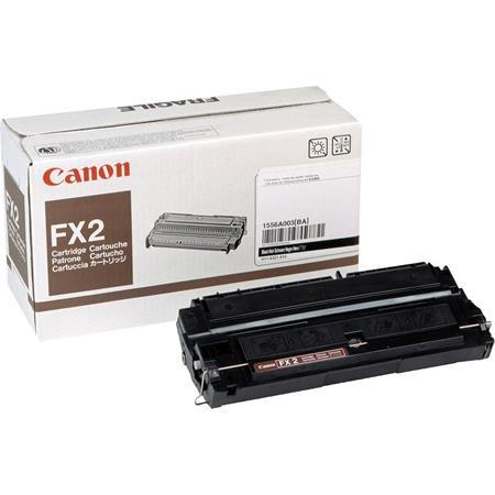 Canon FX2 Black Original Laser Toner Cartridge