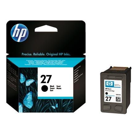 HP 27 Black Original Inkjet Print Cartridge