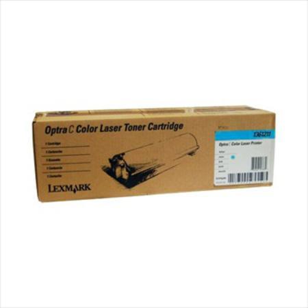 Lexmark 1361211 Original Cyan Toner Cartridge