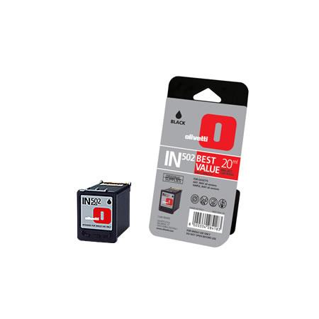 Olivetti IN502 Black Original High Capacity Cartridge (BO495)