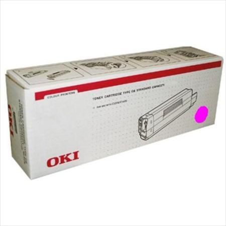 OKI 42804506 Original Magenta Toner Cartridge