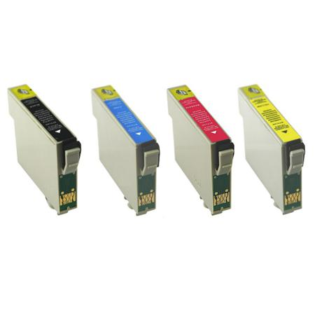 Compatible Epson 18XL High Capacity Ink Cartridge Multipack (Replaces Epson 18XL Daisy)