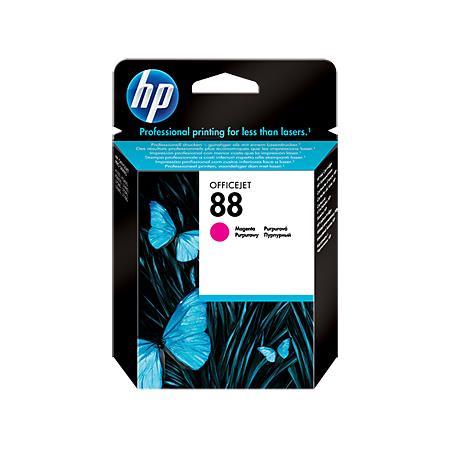 HP 88 Magenta Original Inkjet Cartridge with Vivera Ink