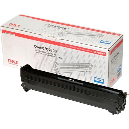 OKI 42918107 Original Cyan Imaging Drum