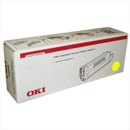 OKI 42804505 Original Yellow Toner Cartridge