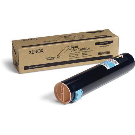 Xerox 106R01160 Original Cyan High Capacity Toner Cartridge