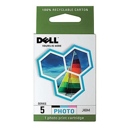 Dell 592-10096 (Series 5) Original Photo High Capacity  Ink Cartridge (J4844)
