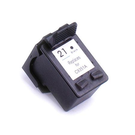 Compatible Black HP 21 Ink Cartridge (Replaces HP C9351AE)