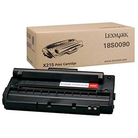 Lexmark 18S0090 Original Black Toner Cartridge