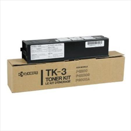 Kyocera TK-3 Original Black Toner Kit