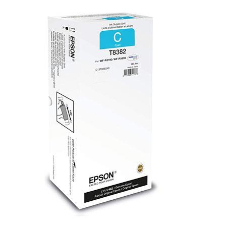 Epson T8382 (T838240) Cyan Original High Capacity Ink Cartridge