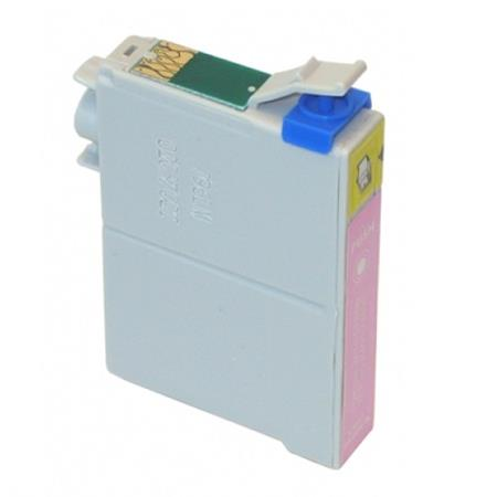 Compatible Light Magenta Epson T0796 Ink Cartridge (Replaces Epson T0796 Owl)