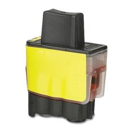 Compatible Yellow Brother LC900Y Ink Cartridge