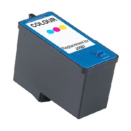 Compatible Colour Dell J5567 High Capacity Ink Cartridge (Replaces Dell 592-10093)