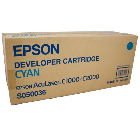 Epson S050036 Cyan Original Laser Toner Cartridge