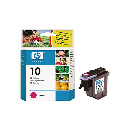 HP 10 Magenta Original Printhead
