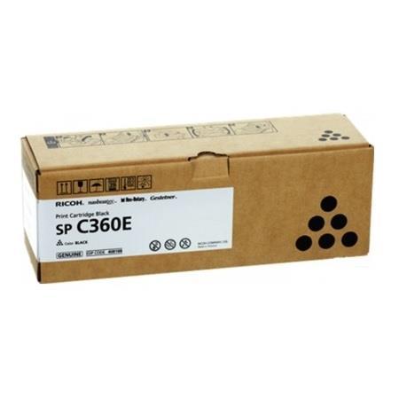 Ricoh 408188 Black Original Standard Capacity Toner Cartridge