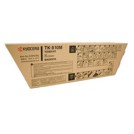 Kyocera TK-810M Original Magenta Toner Kit