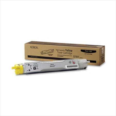 Xerox 106R01084 Original Yellow High Capacity Toner Cartridge