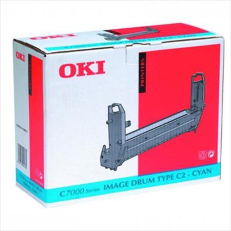 OKI 41304111 Original Cyan Drum Cartridge
