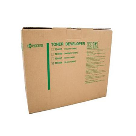 Kyocera TD-81K Original Black Toner Kit