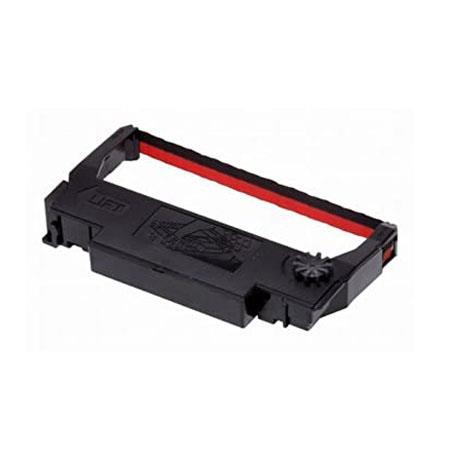 Compatible Black Epson ERC-38 Black/Red Ribbon (C43S015376)
