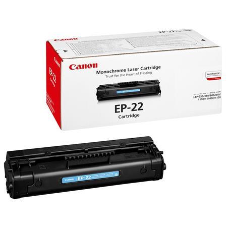 Canon EP22 Black Original Laser Toner Cartridge