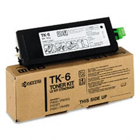 Kyocera TK-6 Original Black Toner Kit