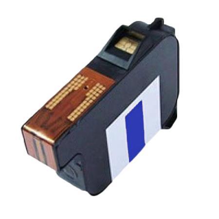 Compatible Blue Pitney Bowes DE6128 (DP200) Ink Cartridge