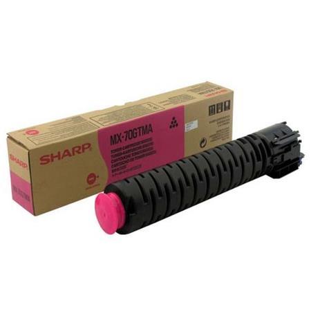 Sharp MX70GTMA Magenta Toner