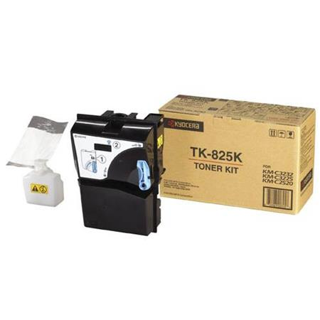 Kyocera TK-825K Original Black Toner Cartridge
