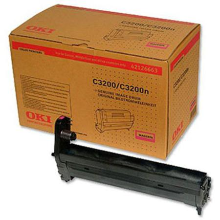OKI 42126663 Original Magenta Drum Unit