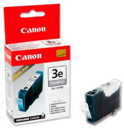 Canon  BCI-3ePBK Photo Black Original Ink Cartridge