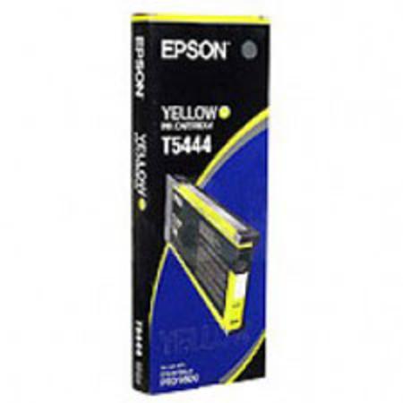 Epson T5444 (T544400) Yellow Original Ink Cartridge (220 ml)