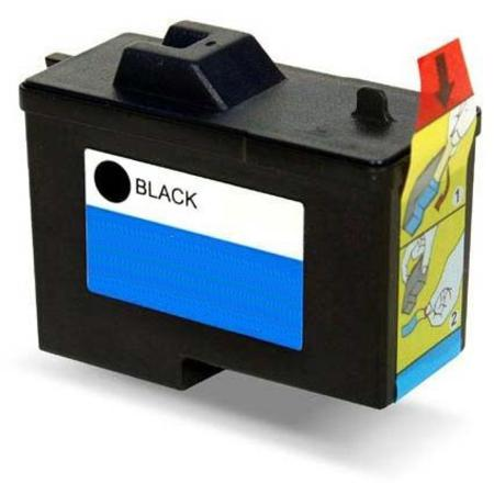 Compatible Black Dell 7Y743 High Capacity Ink Cartridge (Replaces Dell 592-10043)